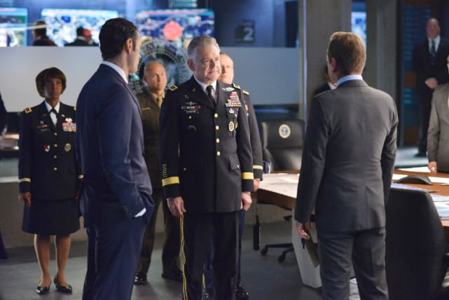 Confrontation - Designated Survivor Season 1 Episode 4