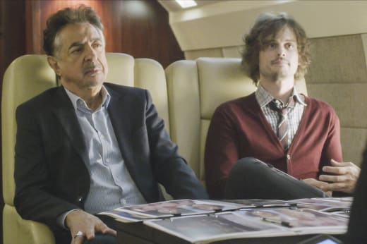 In the Air - Criminal Minds Season 13 Episode 3