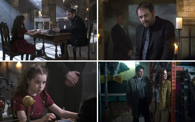 Crowley and the darkness chat supernatural season 3 episode 3