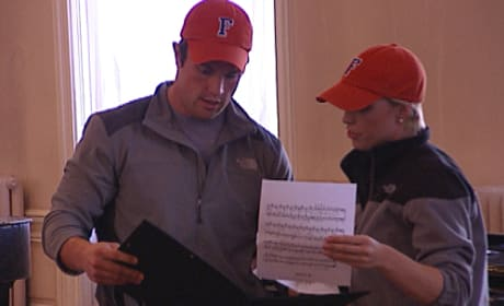 Chad and Stephanie Check Sheet Music