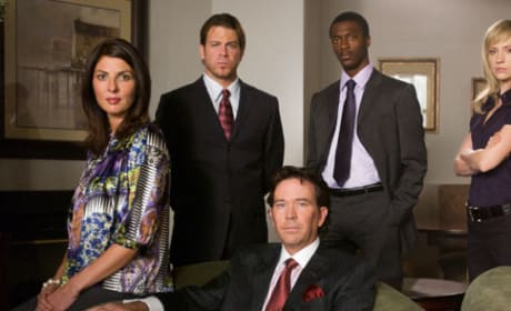 Cast of Leverage