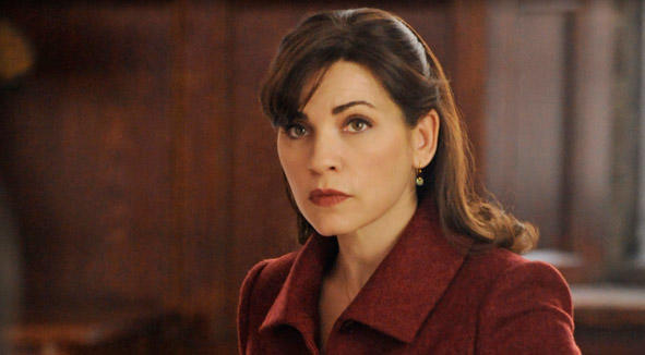 Alicia Florrick, Focused