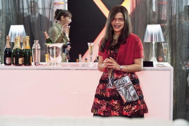 Fashion Week on Ugly Betty