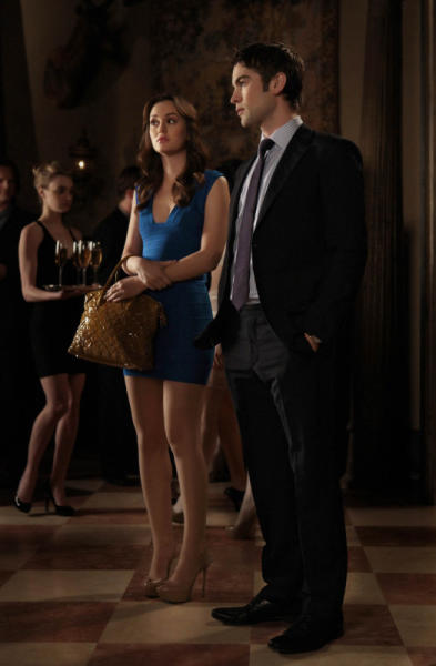 Nate and Blair Pic