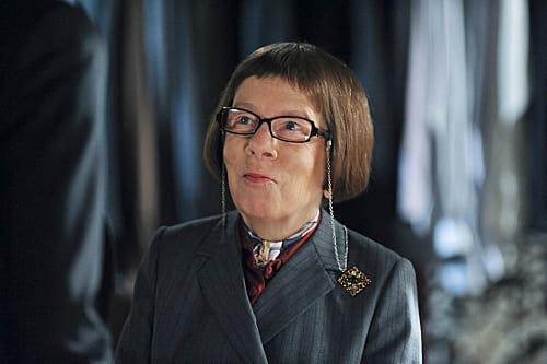 Linda Hunt as Henrietta Lange