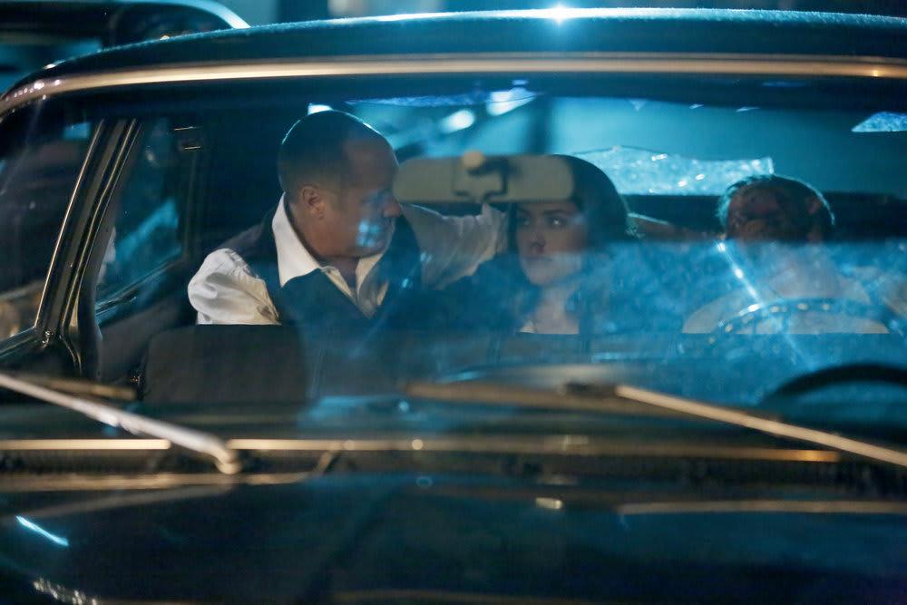 The Blacklist Promo: Liz is Ready for Revenge! - TV Fanatic