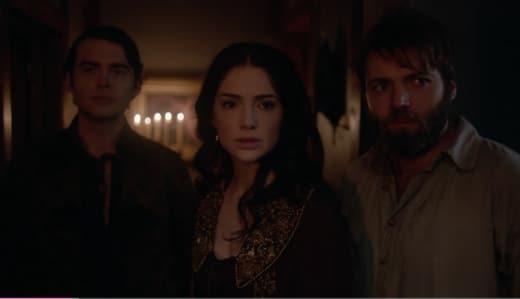 Bump In The Night - Salem Season 3 Episode 8
