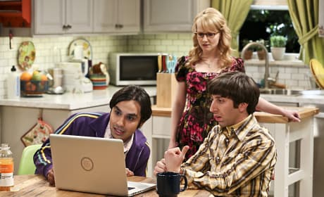 Should They Be Worried? - The Big Bang Theory Season 9 Episode 24