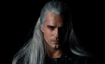 The Witcher: Get Your First Look at Henry Cavill as Geralt Of Rivia!