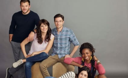 ABC Picks Up Sitcom Starring Topher Grace, Karla Souza, Sasheer Zamata, Caitlin McGee, and Jimmy Tatro