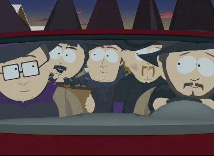 Watch South Park Season 21 Episode 6 Online