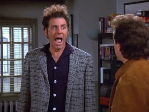 Cosmo Kramer - Seinfeld