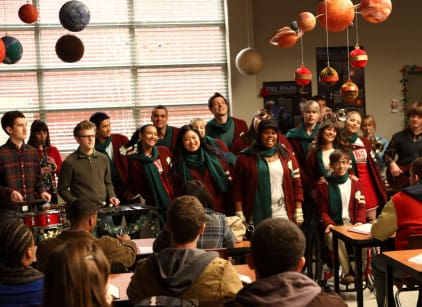 Watch Glee Season 2 Episode 10 Online