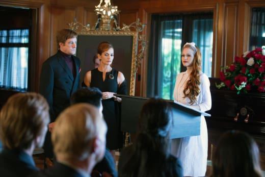 The Blossoms Brokenhearted - Riverdale Season 1 Episode 5