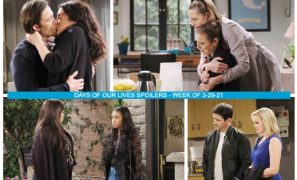 Days of Our Lives Spoilers Week of 3-29-21: April Fools!