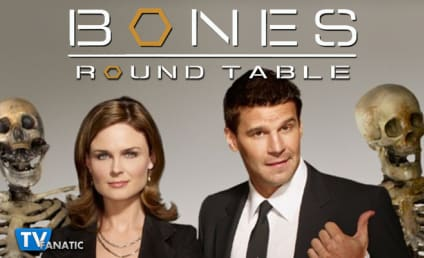 Bones Round Table: The Spider's Revenge!
