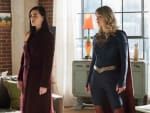 Kara and Lena - Supergirl Season 5 Episode 19