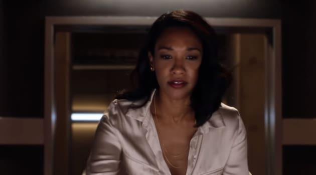 The Flash: Leader Iris West