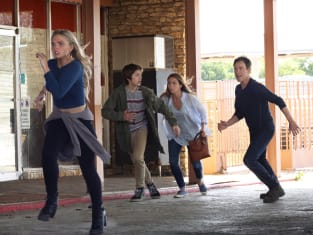 The Gifted 1.01-02