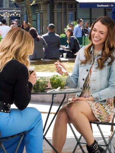 Girls Lunch - Younger Season 6 Episode 7