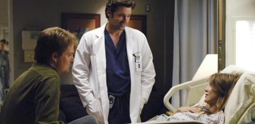 Meredith, Derek & Finn
