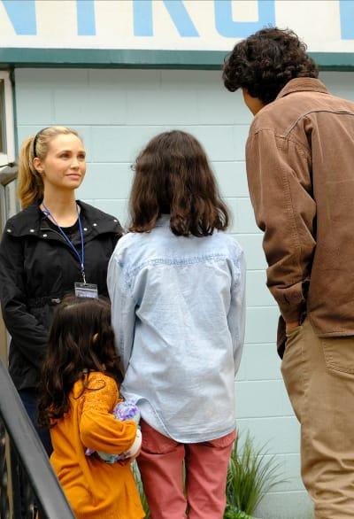 Morgan Helps a Family - The Good Doctor Season 4 Episode 20