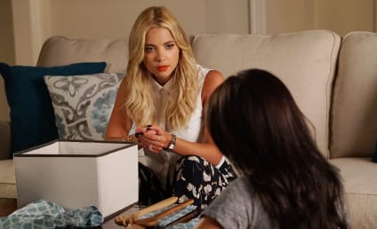 Pretty Little Liars Picture Preview: Relationship Wreckers Galore!