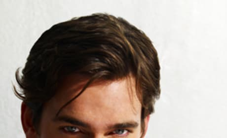 Neal Caffrey Promo Pic