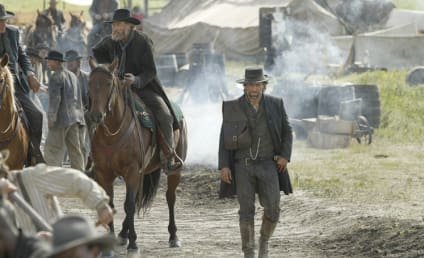 Hell on Wheels: Renewed for Season 2