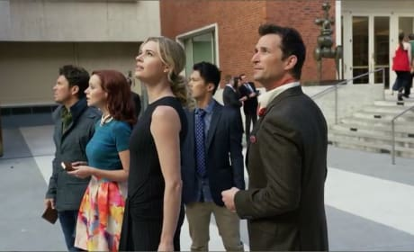 The Librarians Season 2 Trailer: Stranger Than Fiction