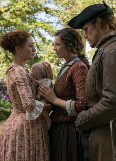 Family Reunited - Outlander Season 4 Episode 13