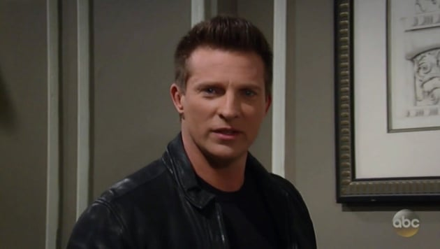 Jason Sees Sam — General Hospital