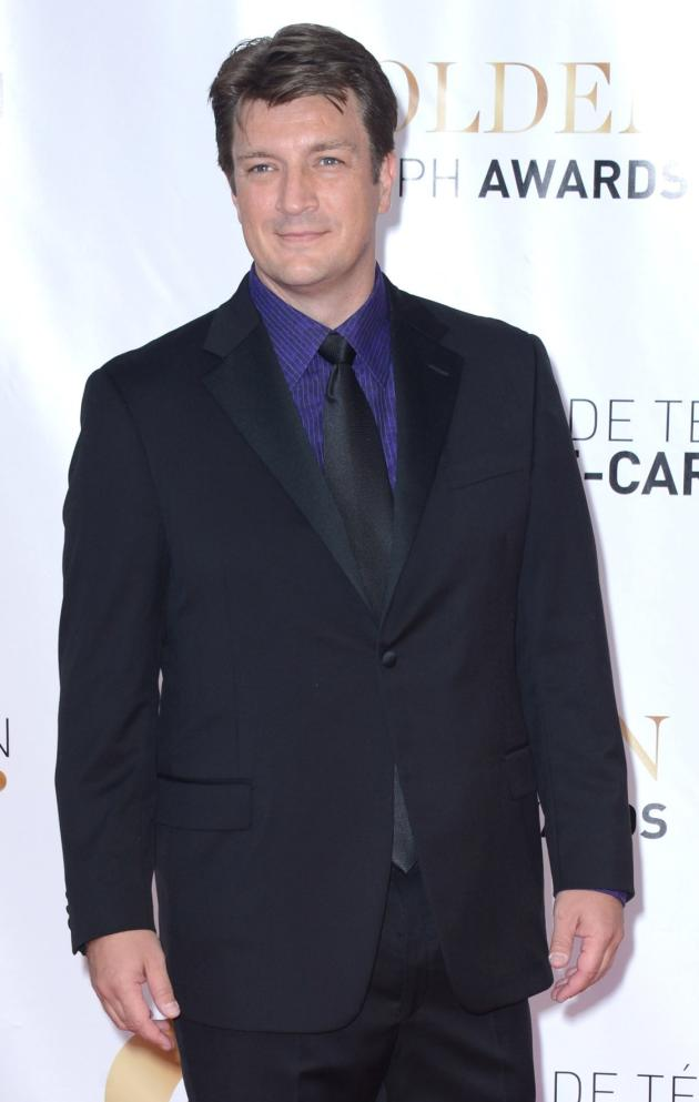 Nathan Fillion Image
