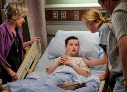 Watch Young Sheldon Season 2 Episode 12 Online