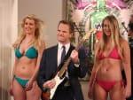 Barney's Bachelor Pad