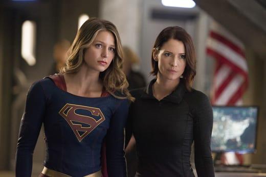 Sister Support - Supergirl Season 2 Episode 2