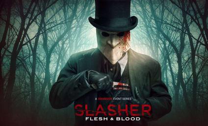 Slasher Flesh & Blood Trailer: Succession Meets Scream?