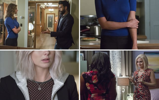 Peyton returns izombie s2e3
