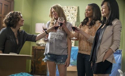 Mistresses Review: Trouble With Goodbyes