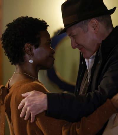 Surprise Visitor - The Blacklist Season 8 Episode 13