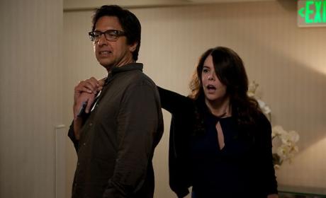 Sarah and Hank Drunk