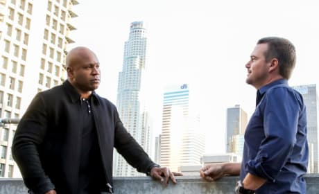 State of the Team - NCIS: Los Angeles Season 9 Episode 6