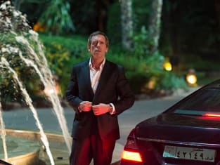 Back From Cairo - The Night Manager