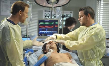 Kevin McKidd Talks Love, War & Grey's Anatomy
