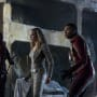 White Canary and Jax - The Flash Season 3 Episode 8