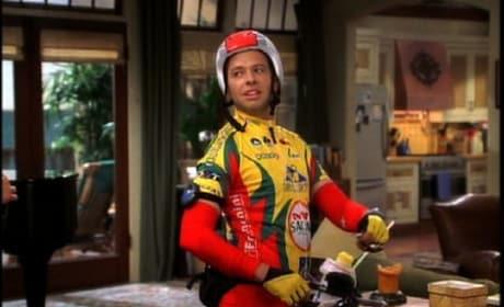 Alan in Cycling Gear