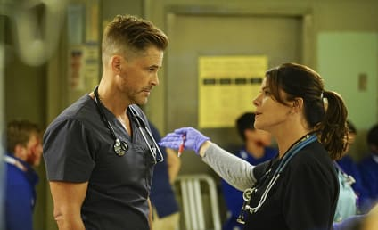 Code Black Season 2 Episode 2 Review: Life and Limb