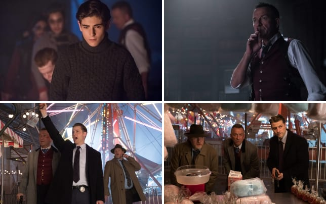 Its party time gotham season 3 episode 14