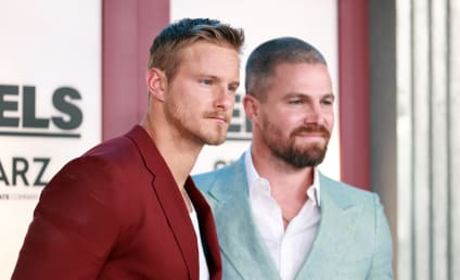Stephen Amell and Alexander Ludwig on Heels' Physicality and Playing Loving Brothers at Odds