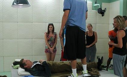 Big Brother Recap: Storming Off in a Hoff